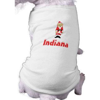 Your Name Here! Custom Letter I Teddy Bear Santas Pet Clothing