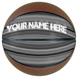 Your Name Here Personalized Basketball