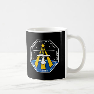YOUR_NAME_HERE STS-121 Logo Coffee Mug
