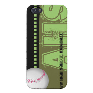 Your Name iPhone 4 Speck Case Baseball