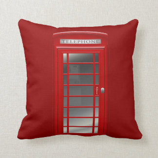 [Your Name] London Red Phone CallBox Pillow