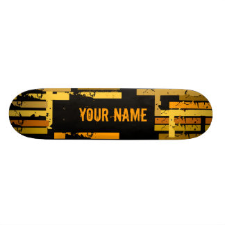 YOUR NAME Skateboard