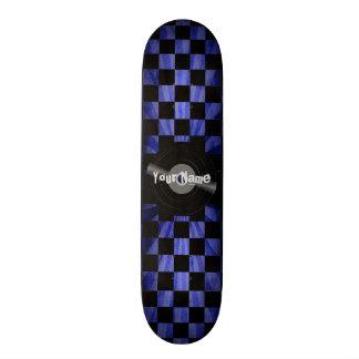 Your Name Vinyl Record Skateboard