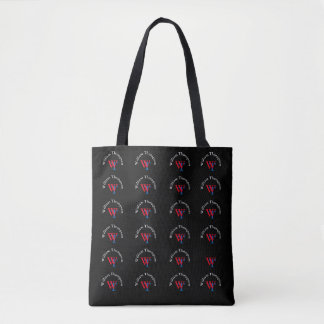 your name, your brand - personalized tote bag