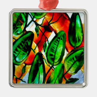 Your Nature, Custom Premium Square Ornament