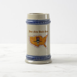 Your new Uncle Sam Beer Stein