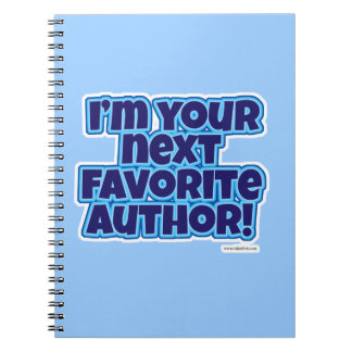 Your Next Favorite Author Notebook