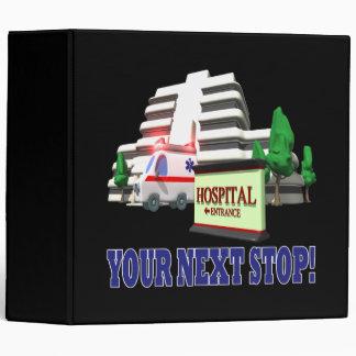 Your Next Stop Binder