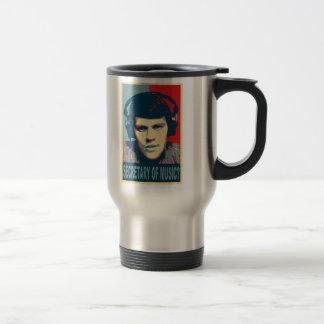 Your Obamicon.Me 15 Oz Stainless Steel Travel Mug