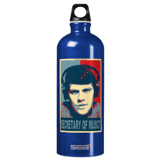 Your Obamicon.Me Aluminum Water Bottle