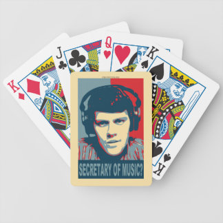 Your Obamicon.Me Bicycle Card Deck
