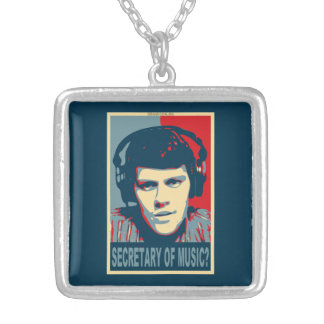 Your Obamicon.Me Custom Necklace