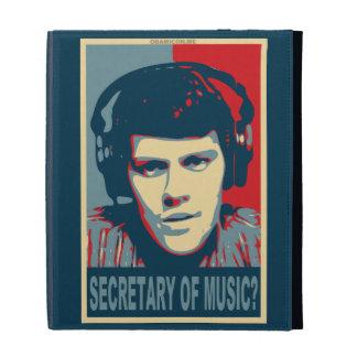 Your Obamicon.Me iPad Folio Cover