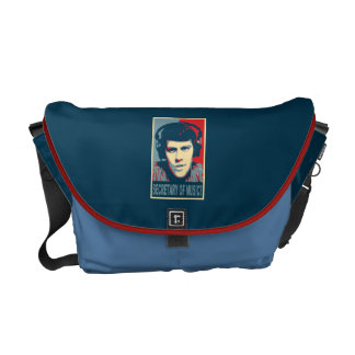Your Obamicon.Me Messenger Bag