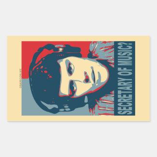 Your Obamicon.Me Rectangular Sticker