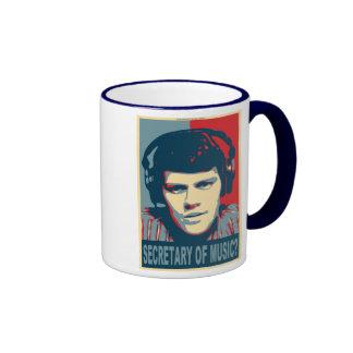 Your Obamicon.Me Ringer Coffee Mug