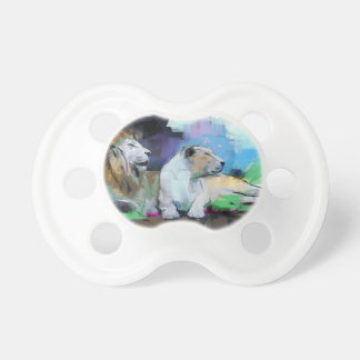 your one wild and precious life pacifier