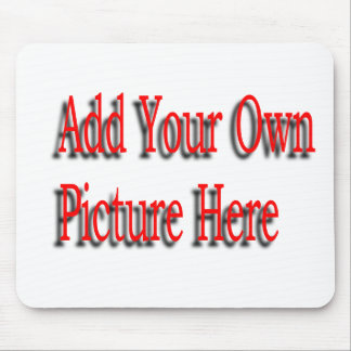 Your Own Goat-add any picture Mouse Pad