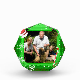 Your own photo in a Christmas frame! - Award