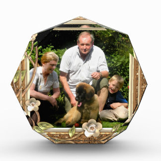 Your own photo in a Golden Flowers Frame! - Award