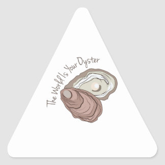 Your Oyster Stickers