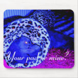Your pad or mine? mouse pad