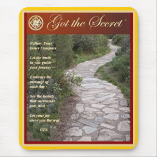 Your Path - Mousepad