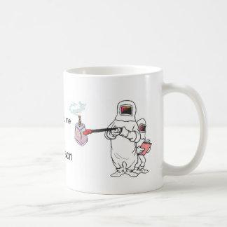 Your perfume, My poison Coffee Mug