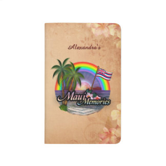 Your Personal Maui Memories Journal