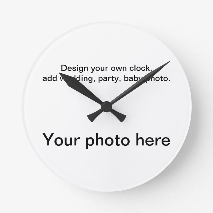 Your personal wall clock