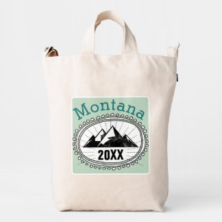 Your Personalized Logo CURRENT YEAR Duck Bag