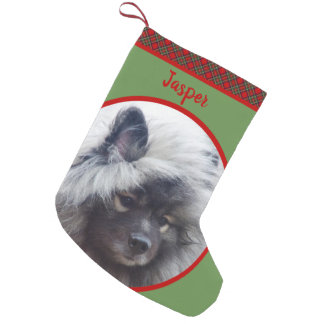 Your Pet Dog or Cat Small Christmas Stocking