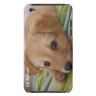 Your pet photo cute puppy dog easy to personalize iPod touch cover