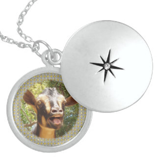 Your Pet Photo Sterling Silver Lockets Necklace