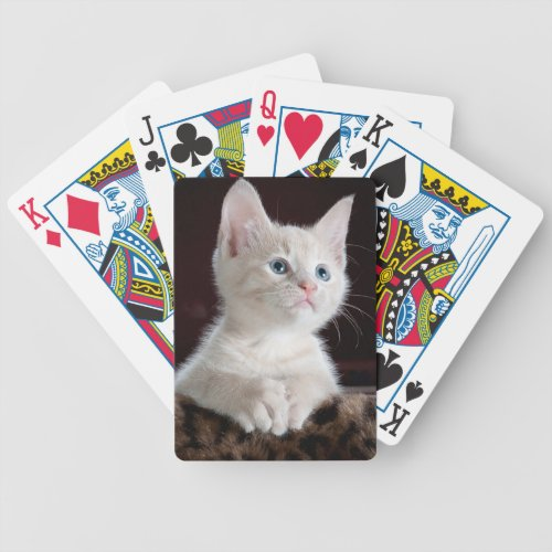 Your Photo Custom Bicycle Playing Cards