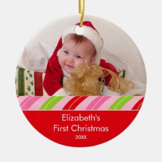 Your Photo Frame Christmas Ornament