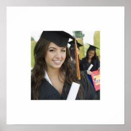 Your Photo Graduation Party Autograph Poster