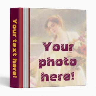 Your Photo here!  Custom design 3 Ring Binder