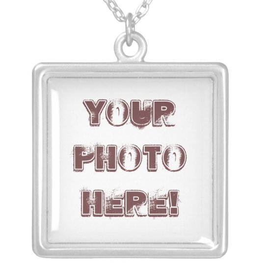 Your Photo Here!  Custom Necklace design.