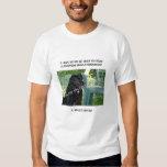 Your Photo Here! My Best Friend Schipperke Mix T-shirt