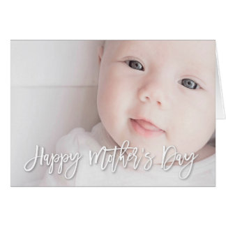 Your Photo Mother's Day Love Card