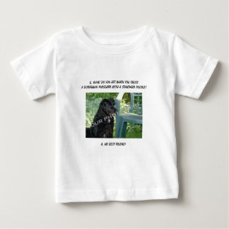 Your Photo! My Best Friend Doberman Pinscher Mix T-shirt