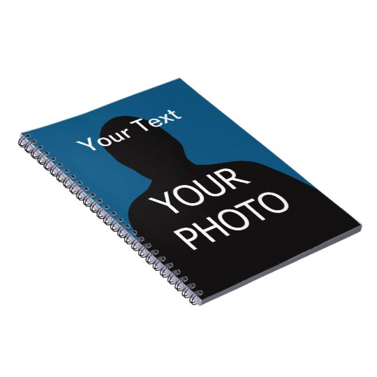 Your Photo Notebook Template