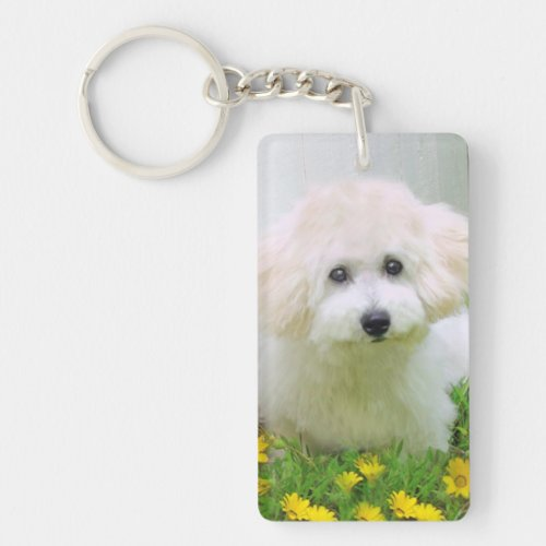 Your Photo On A Keychain