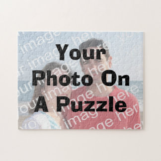 Your Photo On A Puzzle