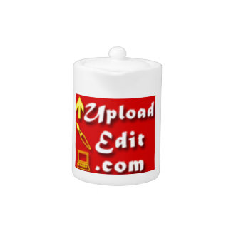 Your Photo On A Special Print Product Teapot