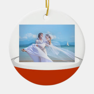 Your Photo Ornament - SRF
