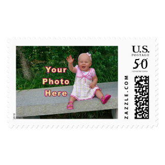Your PHOTO Personalized Postage Stamps USPS