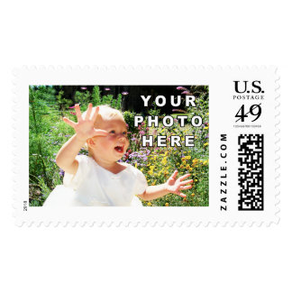 YOUR PHOTO Personalized Postage Stamps USPS Stamp