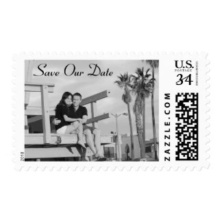 Your PHOTO Save Our Date Stamps Many Denominations